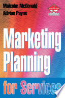 Marketing Planning for Services