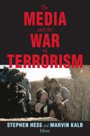The Media and the War on Terrorism Pdf/ePub eBook