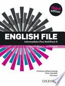 English File: Intermediate Plus Students Book Multipack B