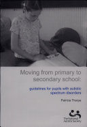 Moving from Primary to Secondary School