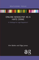 Pdf Online Misogyny as Hate Crime Telecharger