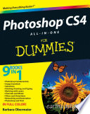 Photoshop CS4 All in One For Dummies Book