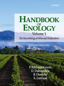 Handbook of Enology  The Microbiology of Wine and Vinifications