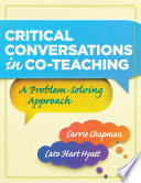 Critical Conversations in CoTeaching