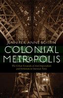 Colonial Metropolis Pdf/ePub eBook