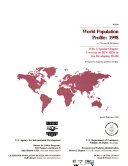 World Population Profile  1998  With a Special Chapter Focusing on HIV AIDS in the Developing World  WP 98  Issued February 1999