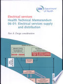 Electrical services supply and distribution