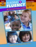 Building Fluency  Grade 1