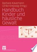 Handbuch Kinder und häusliche Gewalt