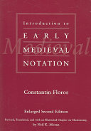Introduction to Early Medieval Notation