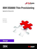 IBM DS8880 Thin Provisioning (Updated for Release 8.5)
