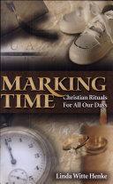 Marking Time Pdf