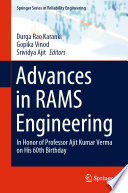 Advances In Rams Engineering Book PDF