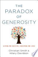 The Paradox of Generosity Book PDF