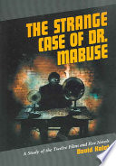 The Strange Case of Dr. Mabuse