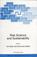 Risk Science and Sustainability