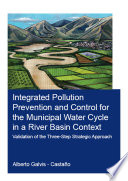 Integrated Pollution Prevention and Control for the Municipal Water Cycle in a River Basin Context