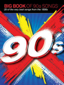Big Book Of 90s Songs (PVG)