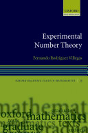 Experimental Number Theory