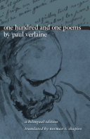 Pdf One Hundred and One Poems by Paul Verlaine Telecharger