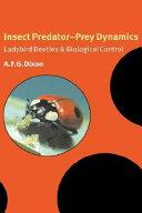 Insect Predator-Prey Dynamics