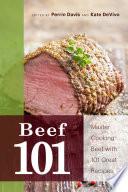 Beef 101 Book