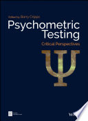Psychometric Testing Book