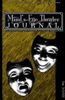 Mind S Eye Theatre Journal