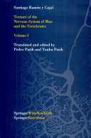 Pdf Texture of the Nervous System of Man and the Vertebrates