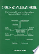 """Sports Science Handbook: A-H"" by Simon P. R. Jenkins"