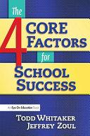 4 CORE Factors for School Success Pdf