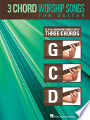 3 Chord Worship Songs for Guitar  Songbook