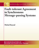 Fault tolerant Agreement in Synchronous Message passing Systems