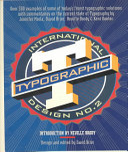 International Typographic Design