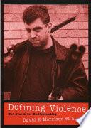 Defining Violence