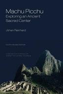 Machu Picchu Book PDF