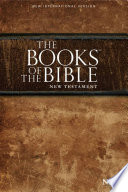 Niv Books Of The Bible New Testament Ebook