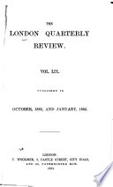 The London Quarterly Review Book
