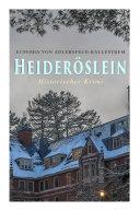 Heideröslein (Historischer Krimi)