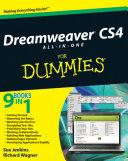 Dreamweaver Cs4 All In One For Dummies