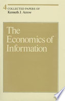 The Economics of Information
