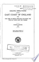 Sailing Directions for the East Coast of England
