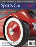 Sports Car Market magazine   June 2008