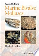 Marine Bivalve Molluscs Book
