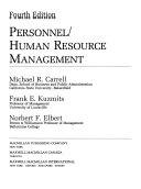 Personnel human Resource Management