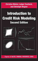 Introduction to Credit Risk Modeling  Second Edition Book