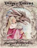 Dragon Dreams Colouring Book