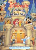 Disney S 5 Minute Bedtime Stories