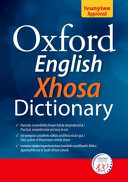 Books - Oxford English Xhosa Dictionary (Paperback) | ISBN 9780199043422