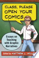 Class Please Open Your Comics